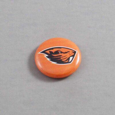 NCAA Oregon State Beavers Button 03