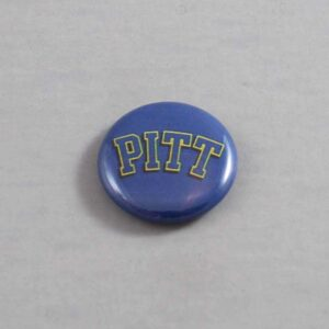 NCAA Pittsburgh Panthers Button 01