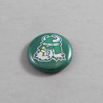 NCAA Portland State Vikings Button 01