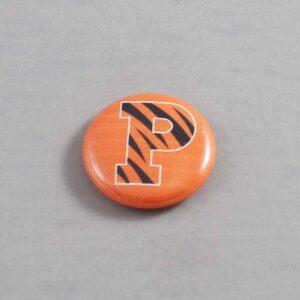 NCAA Princeton Tigers Button 01