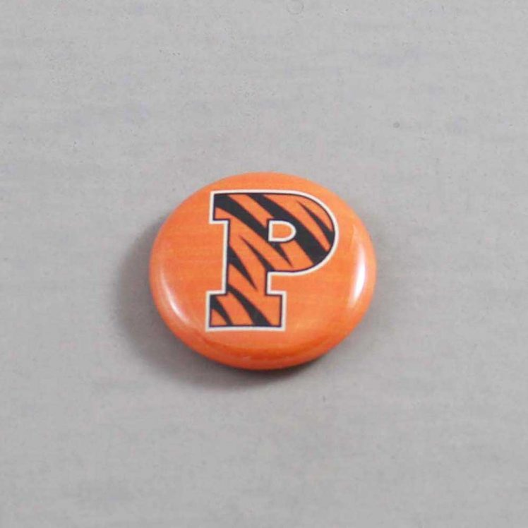 NCAA Princeton Tigers Button 03