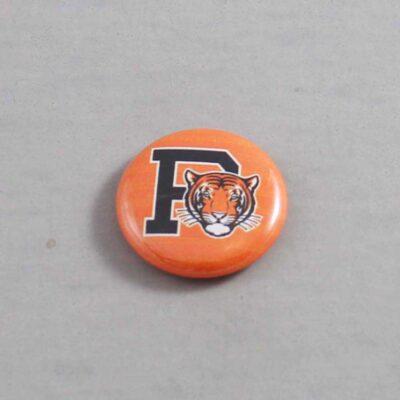 NCAA Princeton Tigers Button 05