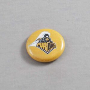NCAA Purdue Boilermakers Button 01