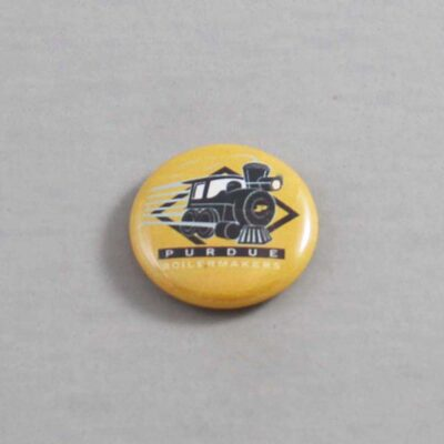 NCAA Purdue Boilermakers Button 03
