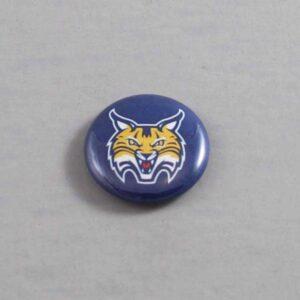 NCAA Quinnipiac Bobcats Button 01
