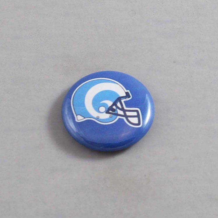 NCAA Rhode Island Rams Button 02