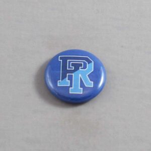 NCAA Rhode Island Rams Button 03