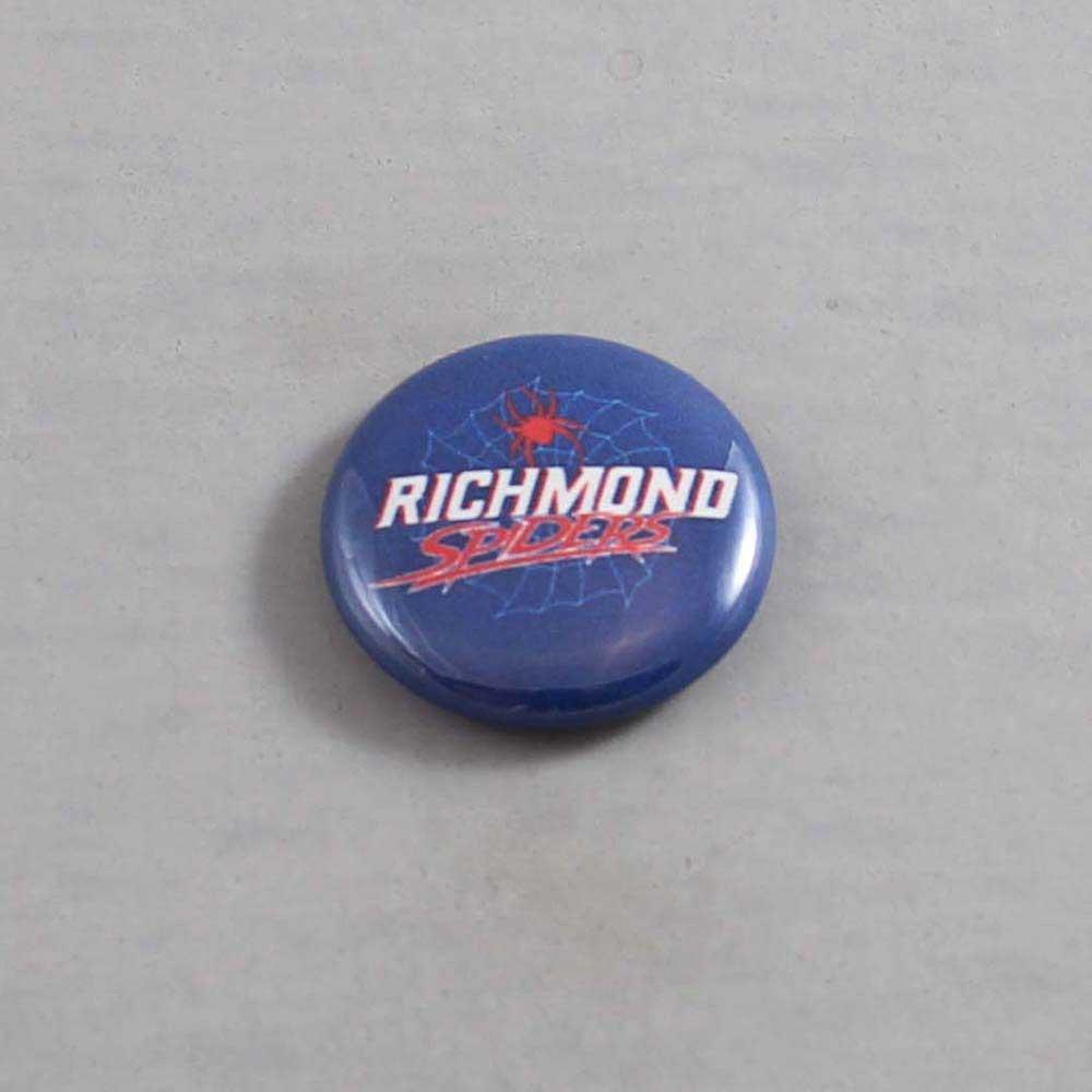 NCAA Richmond Spiders Button 01