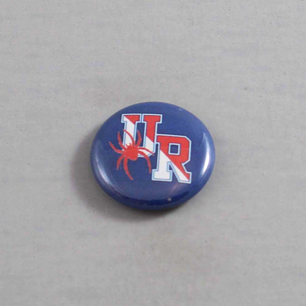NCAA Richmond Spiders Button 03