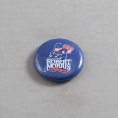 NCAA Robert Morris Colonials Button 02