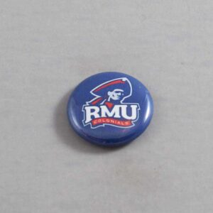 NCAA Robert Morris Colonials Button 03