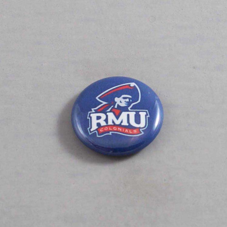 NCAA Robert Morris Colonials Button 03