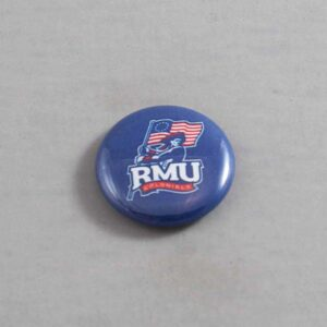 NCAA Robert Morris Colonials Button 04