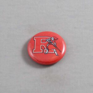 NCAA Rutgers Scarlet Knights Button 04