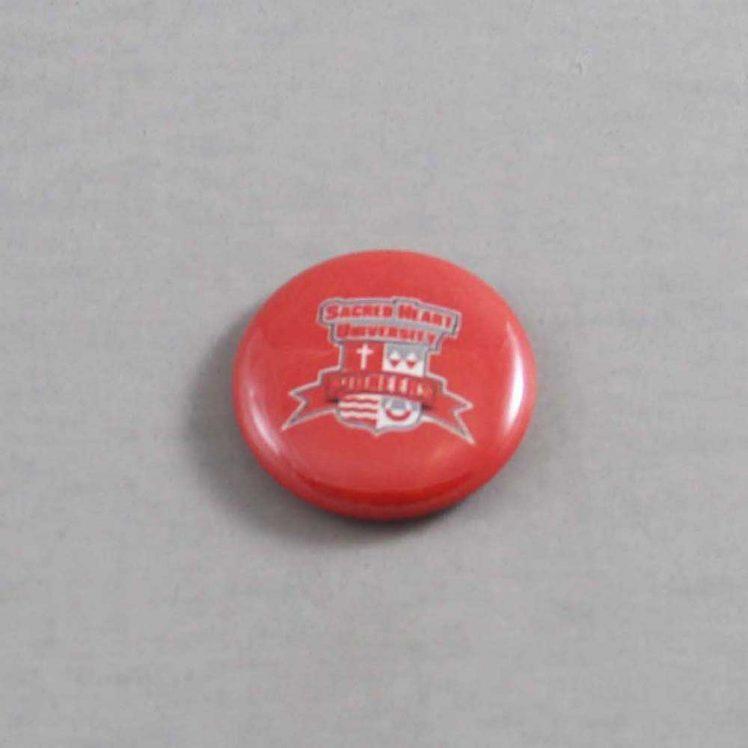 NCAA Sacred Heart Pioneers Button 01