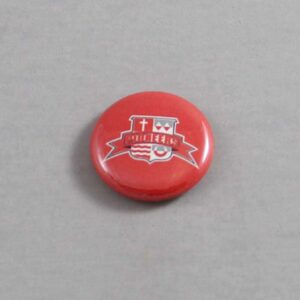NCAA Sacred Heart Pioneers Button 02