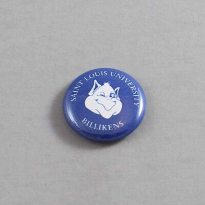 NCAA Saint Louis Billikens Button 02