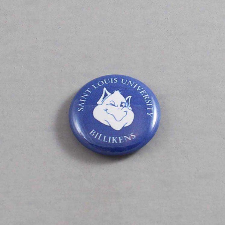 NCAA Saint Louis Billikens Button 02