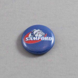 NCAA Samford Bulldogs Button 01