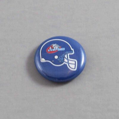 NCAA Samford Bulldogs Button 02