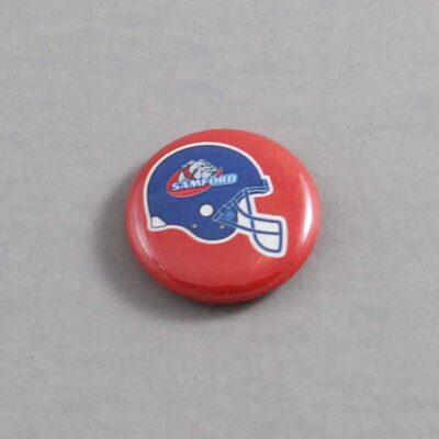 NCAA Samford Bulldogs Button 03