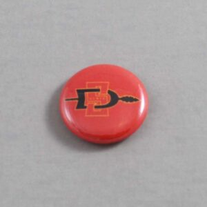 NCAA San Diego State Aztecs Button 01