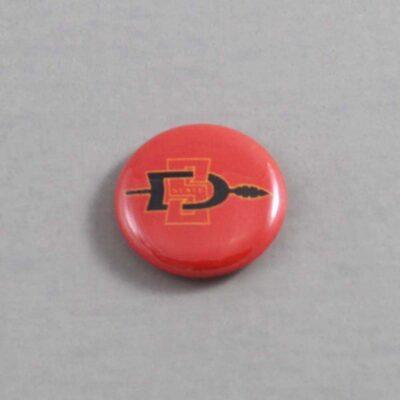 NCAA San Diego State Aztecs Button 01