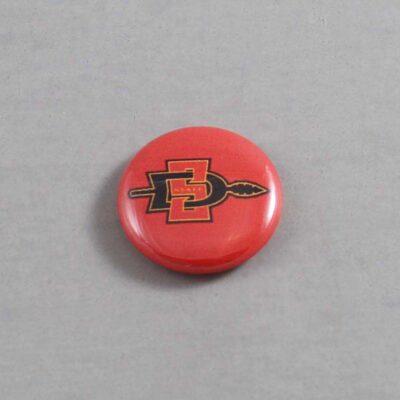 NCAA San Diego State Aztecs Button 09