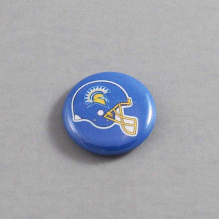 NCAA San Jose State Spartans Button 03