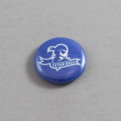 NCAA Seton Hall Pirates Button 01