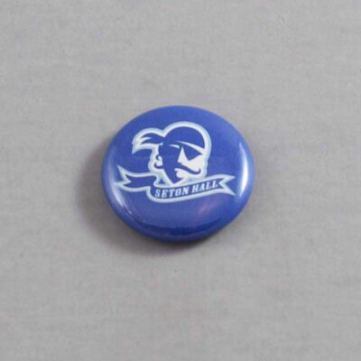 NCAA Seton Hall Pirates Button 04