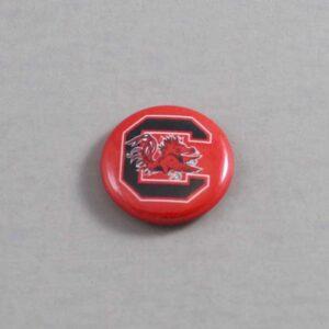 NCAA South Carolina Gamecocks Button 01