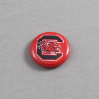 NCAA South Carolina Gamecocks Button 01