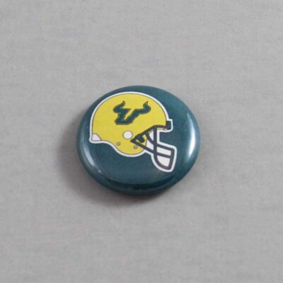 NCAA South Florida Bulls Button 02
