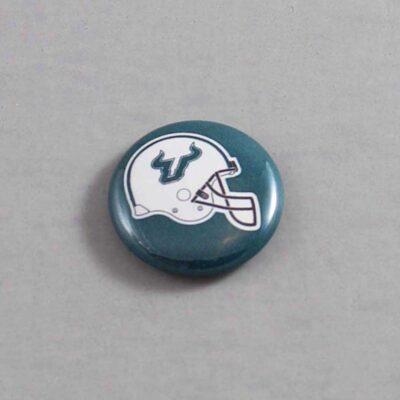 NCAA South Florida Bulls Button 03