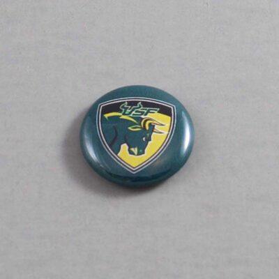 NCAA South Florida Bulls Button 04