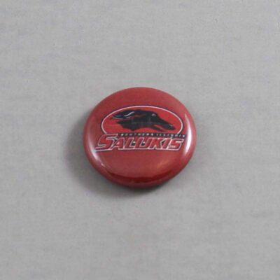 NCAA Southern Illinois Salukis Button 01