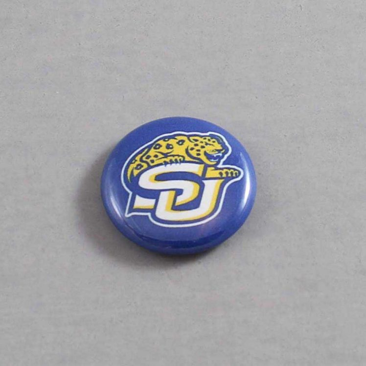 NCAA Southern Jaguars Button 02