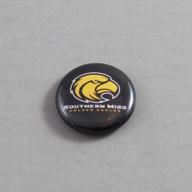 NCAA Southern Mississippi Golden Eagles Button 07