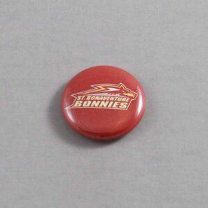 NCAA St Bonaventure Bonnies Button 01