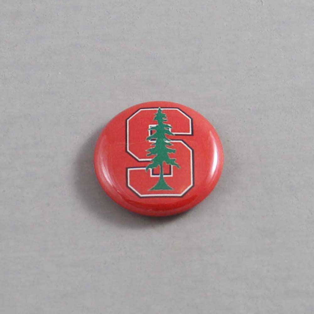 NCAA Stanford Cardinals Button 01