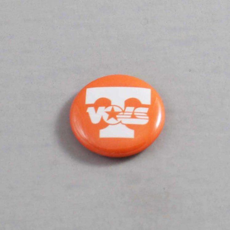 NCAA Tennessee Volunteers Button 04