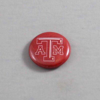 NCAA Texas A & M Aggies Button 01