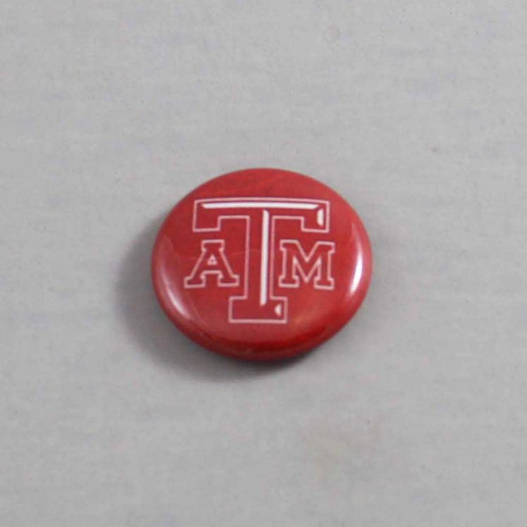 NCAA Texas A & M Aggies Button 01