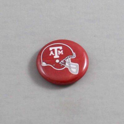 NCAA Texas A & M Aggies Button 03