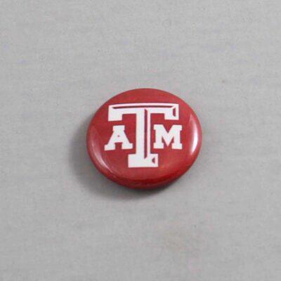 NCAA Texas A & M Aggies Button 04
