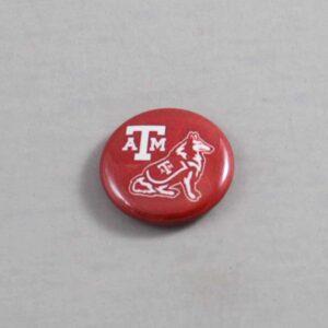 NCAA Texas A & M Aggies Button 05