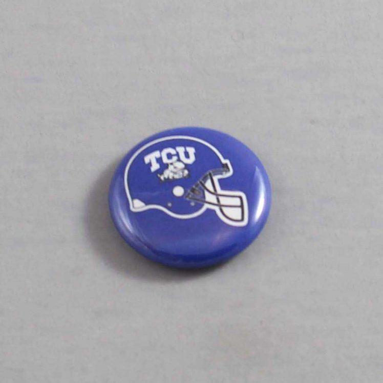 NCAA Texas Christian Horned Frogs Button 02
