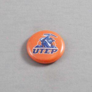 NCAA Texas El Paso Miners Button 03