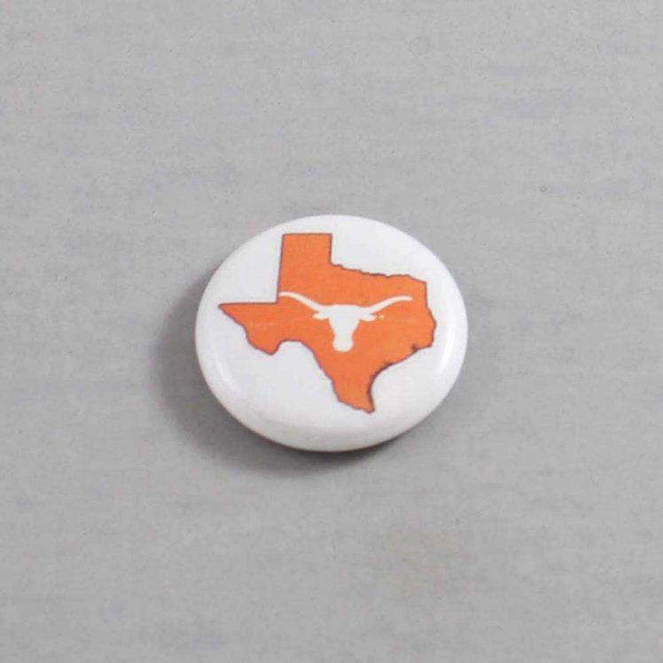 NCAA Texas Longhorns Button 06